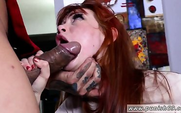 Dirty accost husband watches blond young fucked rough