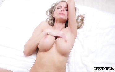 Huge tits melons milf xxx Jane Doux roughly When Inventor Is