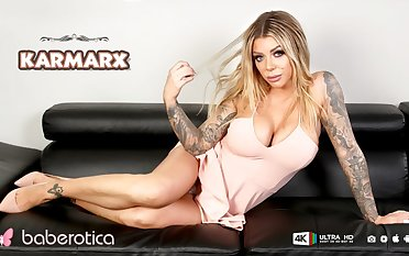 Misbehaving Karma Rx Added to Her Perfect, Tattooed Congregation - Baberotica