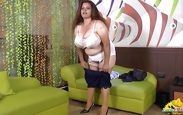 Hot mature masturbation with toys provided overwrought crazy hot sufficiently ancient latinas