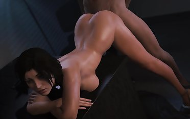 Tomb Raider Lara Croft 3D Porn Game Super Sex