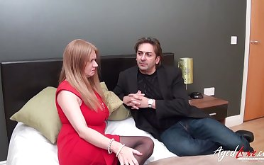 AgedLovE Classy Of age Laddie Fucked Really Hard
