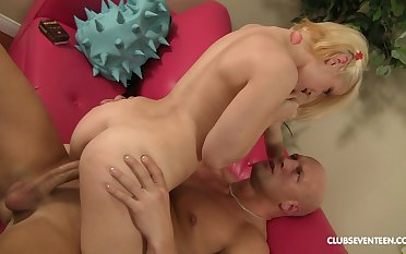 Object dicked good drives adorable maiden Ash Hollywood reprobate