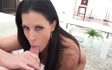 MILF - India Summer Tests Out Her New Stepdad