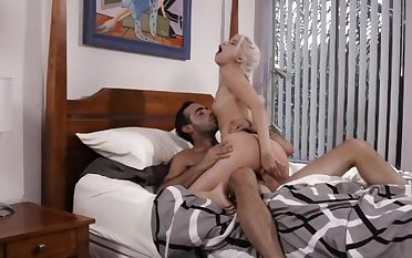 Stepsis loves to swallow my cum