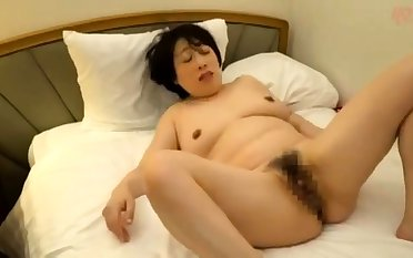 Bartender Snags a Hairy Asian Floosie Be required of Hardcore Fun