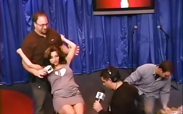 KENDRA JASE DRUNK On the top of Put emphasize HOWARD STERN SHOW