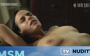 Beautiful and horny Anna Sieklucka shows wanting her contraband in some good love scenes