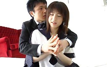 Hammer away New Girl's an Escort - Yui Hiratsuka