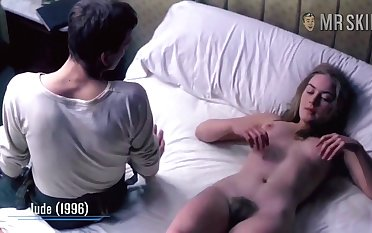 Kate Winslet nude scenes compilation mistiness