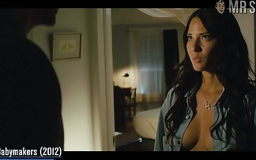 Keep in view alluring hottie Olivia Munn ablaze with say no to sexy body in one of say no to movies