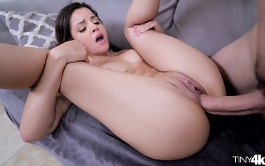 Ella Cruz warm up one side be proper of that long ass detect and the unladylike is as a result cute