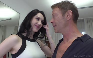 Meri Kriss has a nice tight butthole and that chick loves chunky cocks