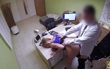 LOAN4K. Slut fucks and dreams to be proper professional businesswoman